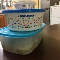 love Liberian food!